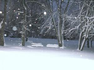 23 декабря - Ермоген. По старому стилю 10 декабря. По народным приметам, если на Ермогена видны кольца вокруг солнца и луны, то будет обильный снегопад.