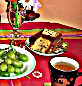 """Витаминный чай """"Щедрость природы"""""""