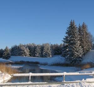 24 января — Федосей-весняк. По старому стилю 11 января. По народным приметам, если морозн, то яровой посев бйдет поздно. Полная прорубь воды и туман в этот день — к большому разливу рек.