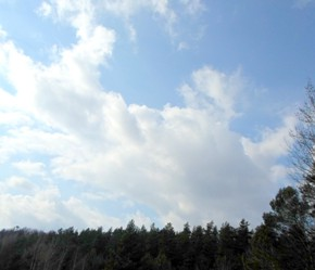 13 апреля – Огнище. По старому стилю 31 марта. По народным приметам, если облака идут против ветра, будет дождь.Если облака плывут низко – похолодание.